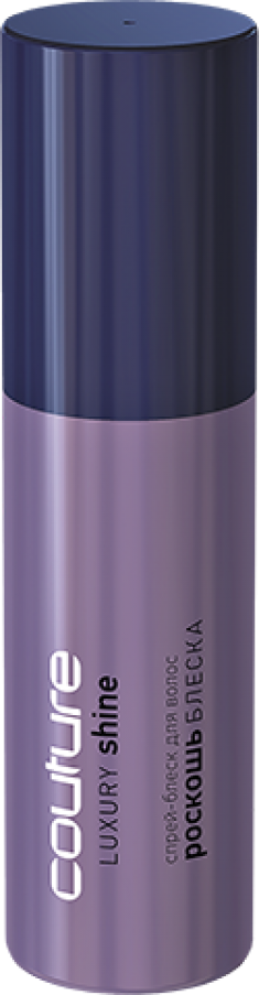 ESTEL HAUTE COUTURE Спрей-блеск для волос / LUXURY SHINE 100 мл