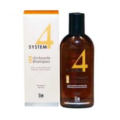 Шампунь терапевтический №2 для сухих, повреждённых, окрашеных волос SIM SENSITIVE System4 215мл