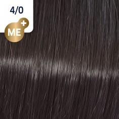 WELLA PROFESSIONALS 4/0 краска для волос, коричневый натуральный / Koleston Perfect ME+ 60 мл
