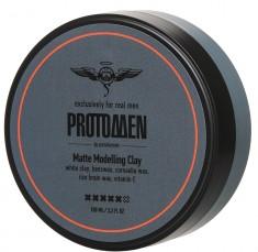 PROTOKERATIN Глина моделирующая матовая сильной фиксации, для мужчин / ProtoMEN 100 мл