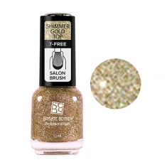 Brigitte Bottier, Топ для лака Shimmer Gold, 12 мл