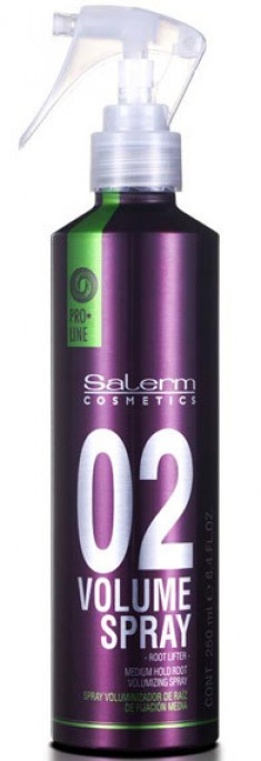 SALERM COSMETICS Спрей для объема волос / Volumen Pump Spray 250 мл