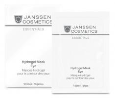 JANSSEN COSMETICS Патчи гидрогелевые укрепляющие для кожи вокруг глаз / Express care masks HYDROGEL MASK EYE 1 шт