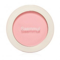 Румяна THE SAEM Saemmul Single Blusher PK05 Yogurt Pink 5гр