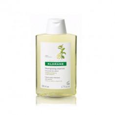 Шампунь с мякотью Цитрона для блеска волос Klorane Energy and Shine with citrus pulp 200 мл