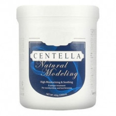 Маска альгинатная увлажняющая Anskin Centella Modeling Mask / container 450гр