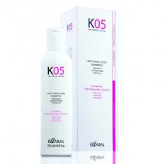 Шампунь для профилактики выпадения волос Kaaral К05 Anti Hair Loss Shampoo 250мл
