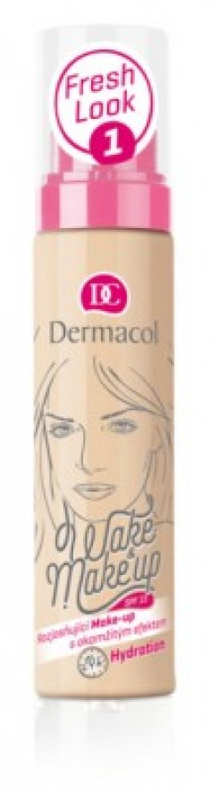 Тональная Основа Dermacol Wake & Make-Up тон 3