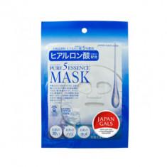 Маска с гиалуроновой кислотой JAPAN GALS Pure5 Essential 1шт