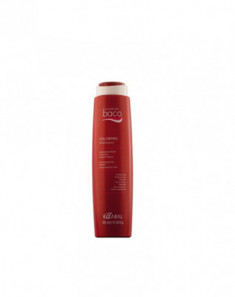 Шампунь с гидролизатами шелка и кератином Kaaral Baco color collection Colorpro Shampoo 300мл
