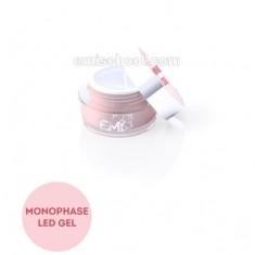E.mi, monophase led gel, универсальный однофазный led гель для моделирования, 5 г