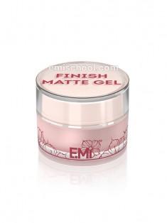 E.mi, finish matte gel, гель защитный матовый, 5 г