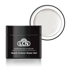 Lcn, quick color base gel, кератиновая база, 10мл