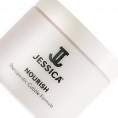 Jessica nourish крем для ухода за кутикулой с антиоксидантами 28г