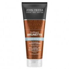 Увлажняющий кондиционер для защиты цвета темных волос John Frieda Brilliant Brunette COLOUR PROTECTING 250 мл