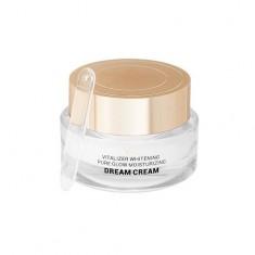 Makeover, vitlizer whitening pure glow moisturizing, крем праймер, 50 мл.