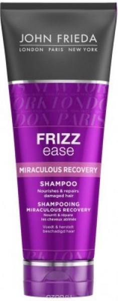 Шампунь для интенсивного укрепления непослушных волос John Frieda Frizz Ease MIRACULOUS RECOVERY 250 мл