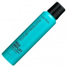 Matrix total results high amplify foam volumizer мусс для придания объема волосам, 250 мл