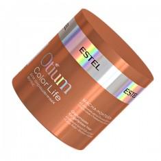 маска-коктейль для окрашенных волос color life otium 300мл Estel Professional