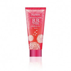 BB-крем DEOPROCE WHITE FLOWER BB CREAM SPF35 PA+++ 23 тон 30гр