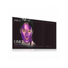 Трехкомпонентный комплекс масок ГЛУБОКОЕ УВЛАЖНЕНИЕ И РЕЛАКС Double Dare OMG! Platinum Purple Facial Mask Kit
