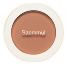Румяна THE SAEM Saemmul Single Blusher BE03 Knit Beige 5гр