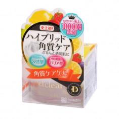 """гель для лица с aha и bha кислотами """"увлажнение и защита"""" meishoku aha & bha hybrid gel"""