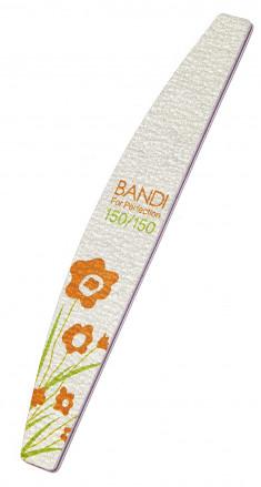 BANDI Пилочка для ногтей 150/150 / FILE 1 шт