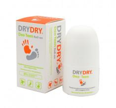 DRY DRY Дезодорант парфюмированный для подростков / Deo Teen 50 мл