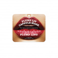 KOCOSTAR Сыворотка капсульная для увеличения объема губ, 7 капсул