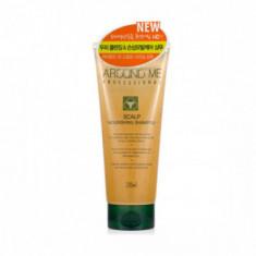 Шампунь для волос и кожи головы питательный Welcos Around Me Scalp Nourishing Shampoo 230мл