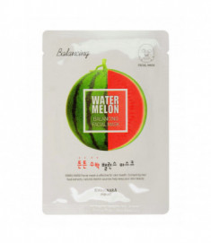 Маска для лица Welcos Kwailnara Watermelon Balancing Facial Mask