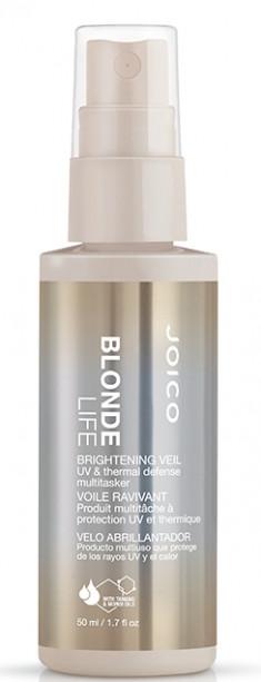 JOICO Спрей-вуаль мультизащита для сохранения чистоты и сияния блонда Бриллиантовый блонд / BLOND LIFE 50 мл