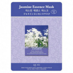 Маска тканевая жасмин Mijin Jasmine Essence Mask 23гр