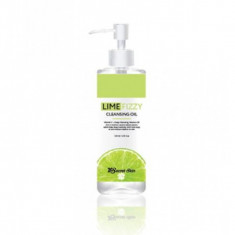 масло гидрофильное secret skin lime fizzy cleansing oil