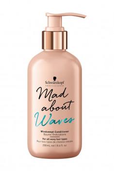 SCHWARZKOPF PROFESSIONAL Кондиционер для волнистых волос / MAD ABOUT WAVES 250 мл