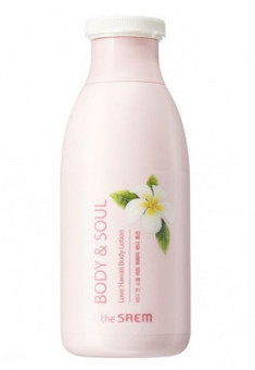 Гель для душа THE SAEM Body&Soul Love Hawaii Body Wash 300мл