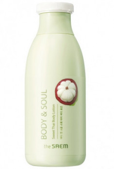 Лосьон для тела THE SAEM Body&Soul Sweet Thai Body Lotion 300мл