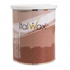Italwax, Контейнер для разогрева воска с крышкой, 800 мл White Line