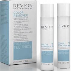 Revlon Color Remover Средство для коррекции уровня красителя 2шт 50мл