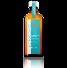 MOROCCANOIL Масло восстанавливающее для тонких, светлых волос / Moroccanoil Treatment Light 100 мл