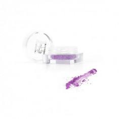 Рассыпчатые перламутровые тени Make-Up Atelier Paris PP16 фиолетовая