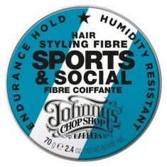 Johnny's Chop Shop Файбер для стайлинга волос 70 г