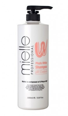 Шампунь с РН-контролем JPS Mielle phyto white shampoo 1000 мл