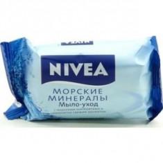 Нивея Мыло-уход Морские минералы 90г NIVEA
