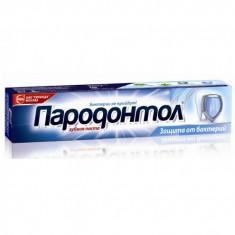Зубная паста Пародонтол Антибактериальная 63г Свобода