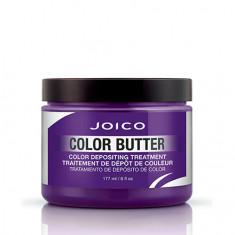 Joico, Тонирующая маска Color Butter, фиолетовая, 177 мл