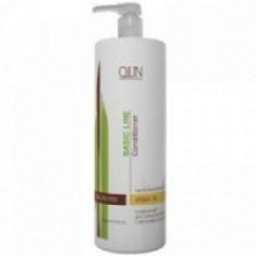 Ollin Professional Basic Line Argan Oil Shine&Brilliance - Кондиционер для сияния и блеска с аргановым маслом, 750 мл.