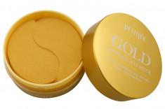 PETITFEE Патчи гидрогелевые с коллоидным золотом для области вокруг глаз / Eye patch 60 шт