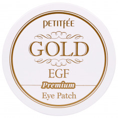 PETITFEE Патчи гидрогелевые с коллоидным золотом и EGF для области вокруг глаз / Eye patch 60 шт